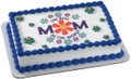 Best Mom in the World ~ Edible Icing Image