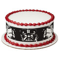 Star Wars Darth Vader Stormtrooper ~ Edible Icing Image Border Strips