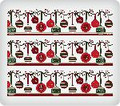 Ornaments ~ Edible Icing Image Border Strips