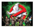 GhostBusters Scene~ Edible Icing Image