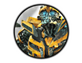 Transformers Bumble Bee  Edible Icing Image
