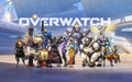 Overwatch Gaming  Edible Icing Image Topper
