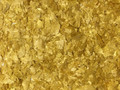 Edible Gold Glitter Flakes