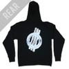 Rough Slash - Lightweight Zip up Hoodie