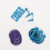 Sticker Pack - STRIKER!