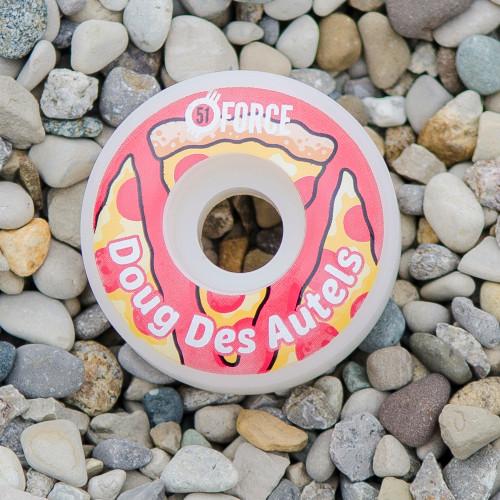 Doug Des Autels Pizza - 51mm