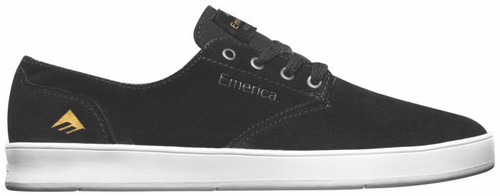 The Romero Laced - Black/White