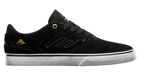 The Reynolds Low Vulc - Black/White