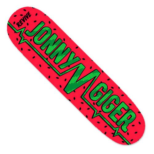 Jonny Giger Watermelon - Deck