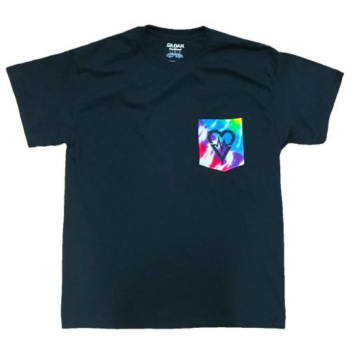 Tie Dye Pocket Emblem - Tee