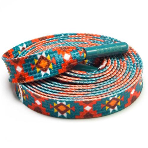 Lacorda - The Aztec Shoelace Belt