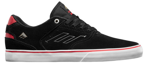The Reynolds Low Vulc - Black/White/Red