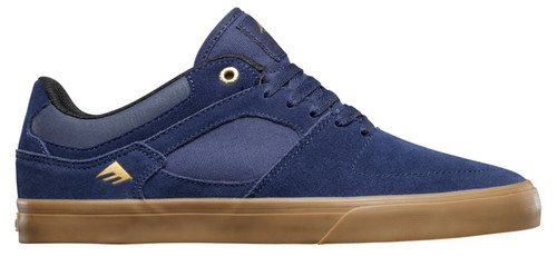The Hsu Low Vulc - Navy/Gum