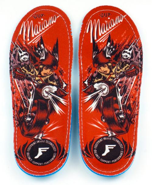 Footprint Insoles - Gamechangers Custom Orthotics GUY MARIANO