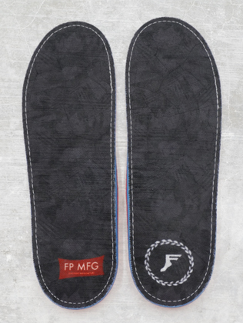 Footprint Insoles - Gamechangers Custom Orthotics FP