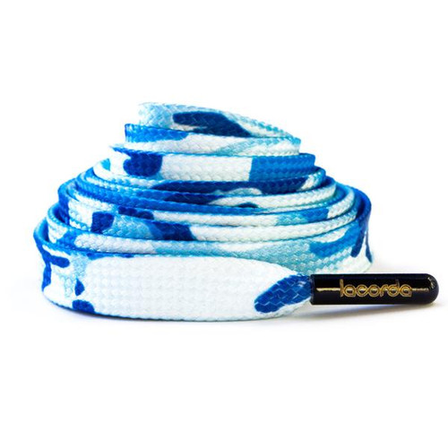 Lacorda - Arctic Camo Shoelace Belt