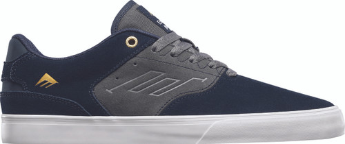 (*NEW*) The Reynolds Low Vulc - Navy/Grey