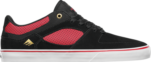 (*NEW*) The Hsu Low Vulc - Black/Red