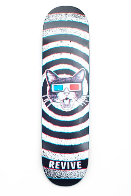3D Cat - Deck