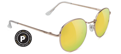 Carlos Polarized - GOLD/GOLD MIRROR