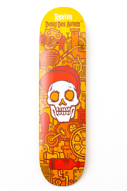Doug Des Autels Skull - Deck