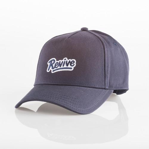 Navy Script - Hat