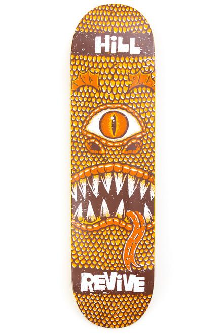 John Hill Monster- Deck