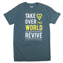 Take Over The World - Tee