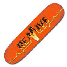 Pumpkin Lifeline - Deck