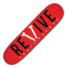 """Red """"Broken"""" - Deck"""