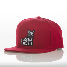 Red CatLife - Snapback Hat