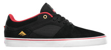 The Hsu Low Vulc X Chocolate - Black/Red/White
