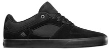 The Hsu Low Vulc - Black/Black