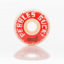 Pebbles Suck! '17 - 55mm