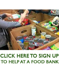 Sign up for Food Banks