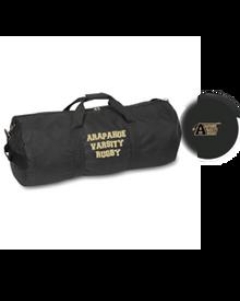 """Arapahoe Rugby 30"""" Black Duffel Bag"""