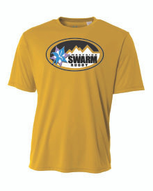 Swarm Youth Performance Tee