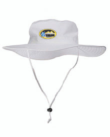 Swarm Bucket Embroidered Hat
