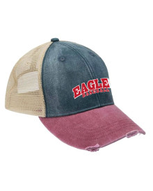 DR Baseball Distressed Hat