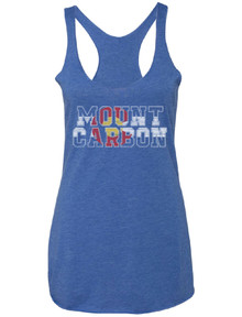 Women's Colorado Triblend Racerback Tank