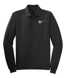 M.A.R.S. Men's Long Sleeve Polo