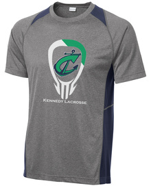 Kennedy Lacrosse Player Shirt