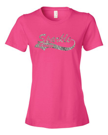 Sparkle Ponies Ladies Tee