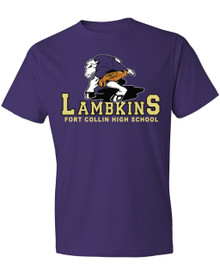 3 Point Lamb Adult Tee