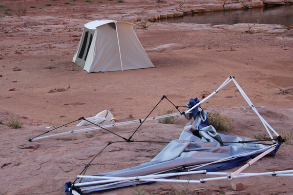 kodiak-tent-at-lake-powell.jpg.   & Testimonials