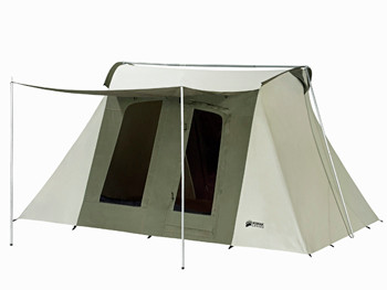 SOLD - FOR LOCAL SALE (Phoenix AZ) Gently Used Kodiak Canvas Flex-Bow Deluxe 10x14 Tent (Springbar style canvas tent).  sc 1 st  Expedition Portal Forum & SOLD: Kodiak Canvas Flex-Bow Deluxe 10x14 Tent (Spring-bar style ...