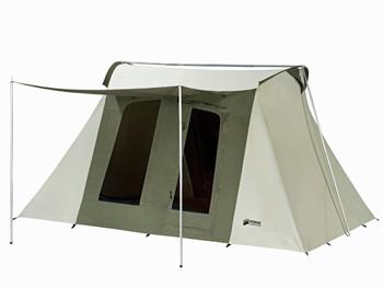 Flex-Bow Canvas Tent - Deluxe. Image 1  sc 1 st  Kodiak Canvas & 10 x 14 ft. Flex-Bow Canvas Tent - Deluxe - Kodiak Canvas