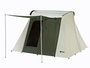 10 x 10 ft. Flex-Bow Canvas Tent - Basic