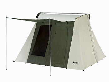Flex-Bow Canvas Tent - Basic  sc 1 th 195 & Kodiak Canvas