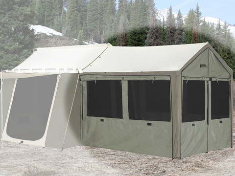 0650 Wall Enclosure Accessory : kodiak canvas tent 6133 - memphite.com